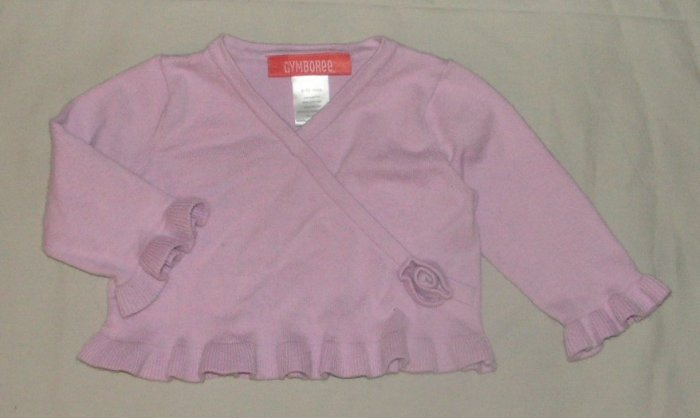 6-12 Months Gymboree Romantic Garden Top