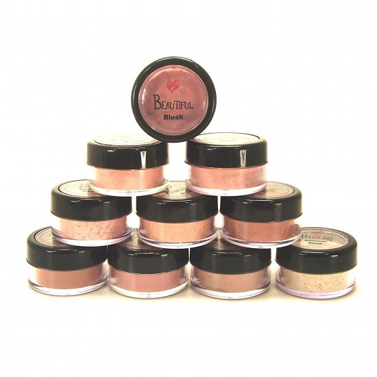 *NO LONGER AVAILABLE* 10 for $52.50 Blush Set
