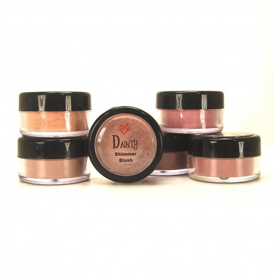 *NO LONGER AVAILABLE* 6 for $32.52 Blush Set