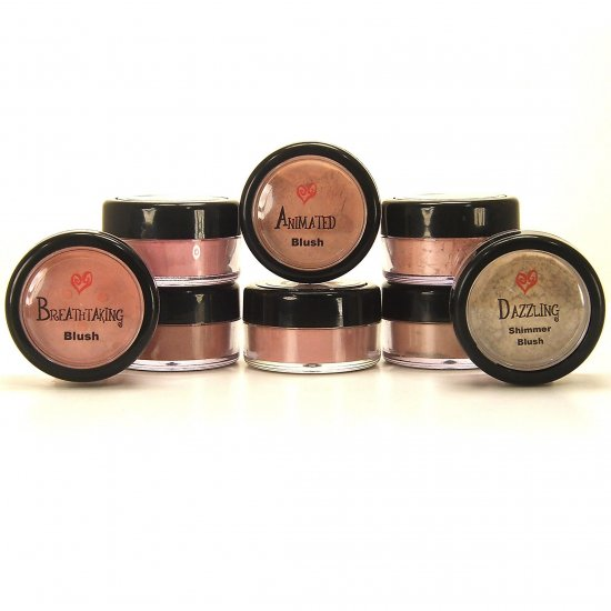 *NO LONGER AVAILABLE* 8 for $42.68 Blush Set