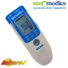 SANOMEDICS® INFRARED TALKING DIGITAL THERMOMETER