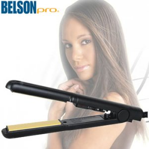 BELSON PRO® 7/8 INCH PROFESSIONAL FLAT IRON
