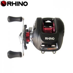 RHINO® BAITCAST FISHING REEL --- great for the fisherman in your family!!!