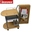 BERGNER® DELUXE ENTERTAINMENT CART