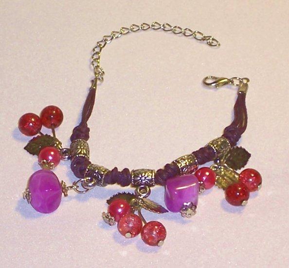 Cheery Cherry Bracelet