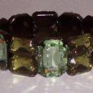 Green Sparkle Bracelet