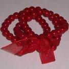 Scarlet Bracelets