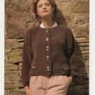 Jaeger  KNITTING PATTERN Women's  Sweater in DK