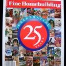 FINE HOMEBUILDING Magazine  #177 February/March 2006
