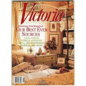 VICTORIA Magazine - August 1998