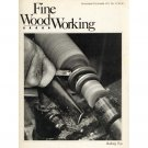 1979 FINE WOODWORKING Magazine #19 Rattle Toy trucks Chip Carving Jointer ++