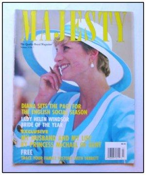 1992 MAJESTY Magazine Vol 13/7