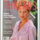 THREADS Magazine #63 Braid Buttons Polartec Fleece