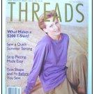 THREADS Magazine #65 Origami Sarong Hems Linen