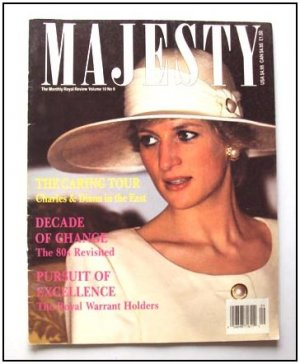 1990 MAJESTY Magazine Vol 10/9