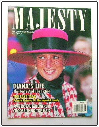 1992 MAJESTY Magazine Vol 13/6
