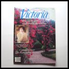 VICTORIA MAGAZINE 6/8 August 1992 Vol 6 No 8