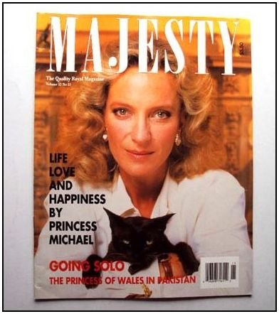 1991 MAJESTY Magazine Vol 12/11