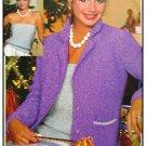 MON TRICOT Knitting Pattern Book 30 Designs