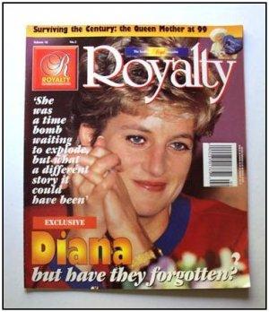 1999 ROYALTY Magazine Vol 16/2