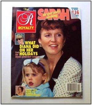 1991 ROYALTY Magazine Vol 10/12