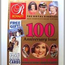 1990 ROYALTY Magazine Vol 9/4  with POSTCARDS