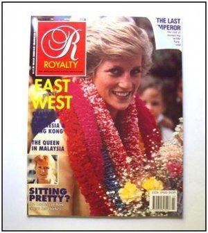 1989 ROYALTY Magazine Vol 9/3