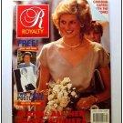 1989 ROYALTY Magazine Vol 8/12