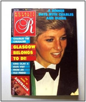 1988 ROYALTY Magazine Vol 7/9