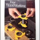 1988 FINE WOODWORKING Magazine #69 Lap Desk Turned Pens Shapers Building Stools