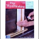 1992 FINE WOODWORKING Magazine #95 Double-Blade Tenoning Bent-Plywood Kayak ++
