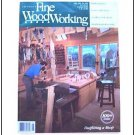 1993 FINE WOODWORKING Magazine #100 Plate Joinery Half-blind Dovetails Workshop