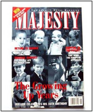 1998 MAJESTY Magazine Vol 19/6