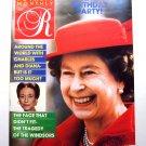 1986 ROYALTY Magazine Vol 5/9 Princess Diana Prince Charles Tour Canada Vienna