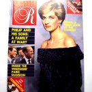 1987 ROYALTY Magazine Vol 6/6 Princess Diana Duke Duchess Windsor Apartment ++