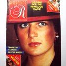 1987 ROYALTY Magazine Vol 7/2 Princess Diana Prince William Cecil Beaton Photos