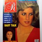 1988 ROYALTY Magazine Vol 7/11 Princess Diana Fashion Sarah Pregnancy ++
