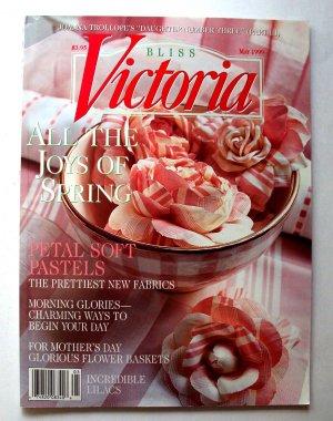 VICTORIA MAGAZINE 13/5 May 1999 Volume 13 No 5