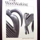 1984 FINE WOODWORKING Magazine #44 Tables Blanket Chests Wooden Flute +