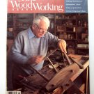 1985 FINE WOODWORKING Magazine #52 Tage Frid Marionettes Adirondack Chair ++