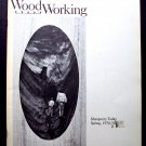 1976 FINE WOODWORKING Magazine #2 Marquetry Gustav Stickley Mechanical Desks ++