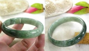 China real Hetian jade bracelet quality A