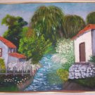 "Milton Cairoli oil painting ""Arroyo"""
