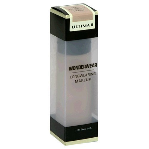 Ultima II Wonderwear Longwearing Makeup Dawn 6 Neutral Cool Foundation FREE SHIPPING
