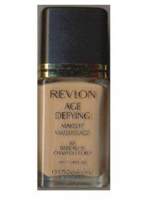 Revlon Age Defying Makeup Bare Buff 02