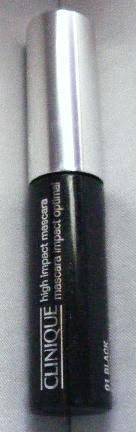 Clinique High Impact Mascara Black QTY 2