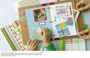 Martha Stewart Scrapbook Kit Gumdrop Scrapbook Kit Complete Kit