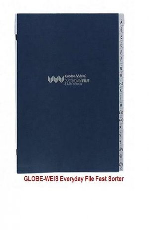 File Sorter A-Z Discounted Globe Weis Everyday File Fast Sorter A-Z Discounted!