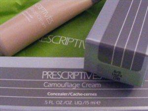 Prescriptives Camouflage Cream B/R Light 08 Blue Red Light