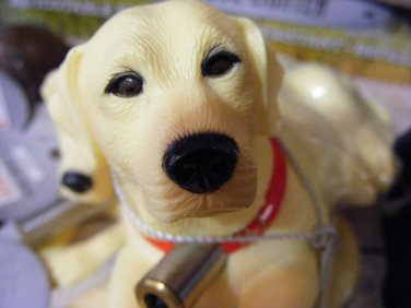 Yellow Lab Gifts Labrador Retriever Dog Butane Numbered Collectible - limited edition.